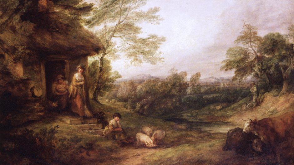 A Life In Pictures Flatford And Constable
